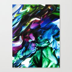 Vitreous Canvas Print