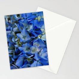 Blue Hydrangea Luv Stationery Cards