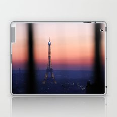 Eiffel Tour. Paris. Love. Laptop & iPad Skin