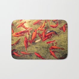 Fishy Frenzy Bath Mat