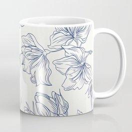 Vintage Roses x Springflowers Coffee Mug