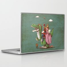 historical reconstitution Laptop & iPad Skin