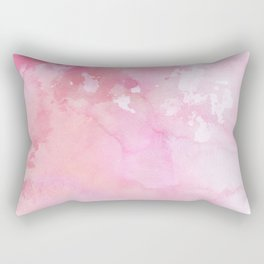 Watercolors Rectangular Pillow