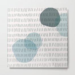 Coit Pattern 21 Metal Print