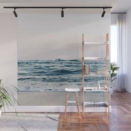 Sea Water Flow Wall Mural