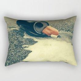 Indulgent Society Rectangular Pillow