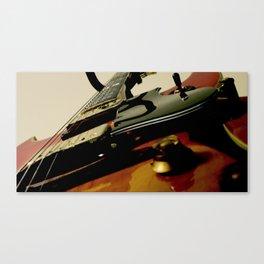 Guitar! Canvas Print