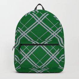 Slytherin Argyle Backpack