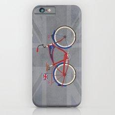 British Bicycle iPhone 6s Slim Case