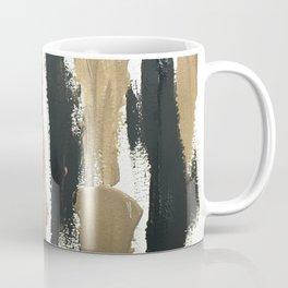 Obsessions in Black Coffee Mug