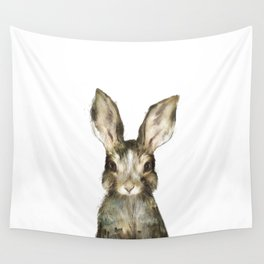 Little Rabbit Wall Tapestry