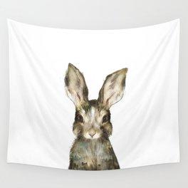 Little Rabbit Wall Tapestry