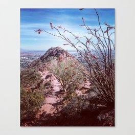 Scenic Camelback Mountain Canvas Print