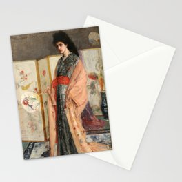 The Princess from the Land of Porcelain - Whistler Stationery Cards