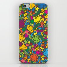 Under the Sea Scatter iPhone & iPod Skin