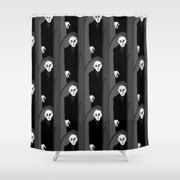 Enter Nosferatu Shower Curtain