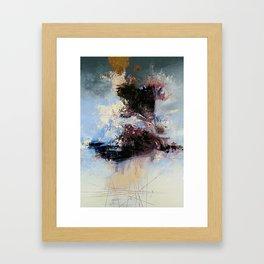 CATHARTIC Framed Art Print