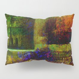 See Notre-Dame-de-Paris since the window Pillow Sham
