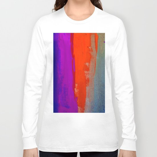 Glowing Lights and Small Things that are Big Long Sleeve T-shirt