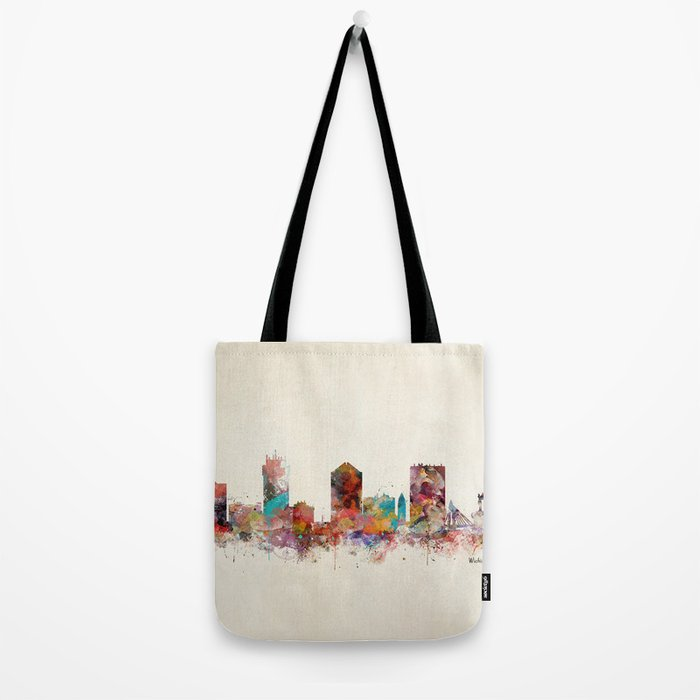 wichita kansas  Tote Bag