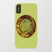 pasta iPhone & iPod Cases featuring Pasta + Beans by romano