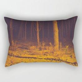 Orang forest Rectangular Pillow