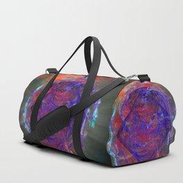 Portal to burning universe Duffle Bag