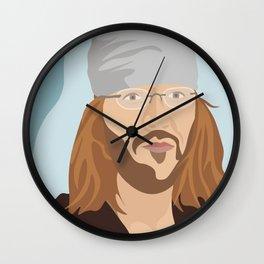 Infinite Jest Wall Clock