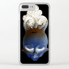 Inverted Clear iPhone Case