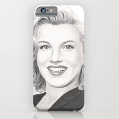 From Norma Jean to Marilyn Slim Case iPhone 6s