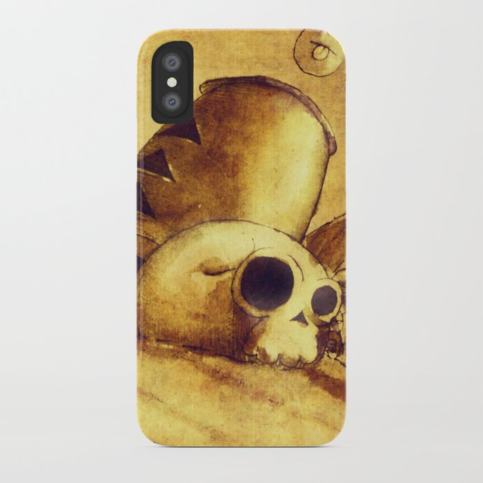Cannuovi iPhone Case
