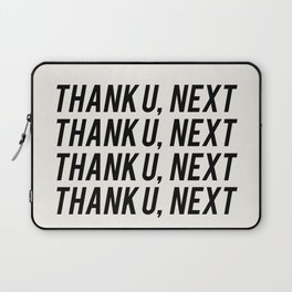 THANK U, NEXT Laptop Sleeve