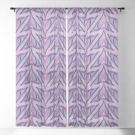Fish tales 3c Sheer Curtain