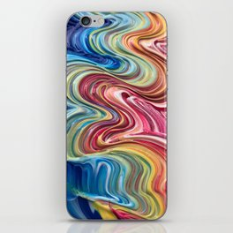 Brushstroke iPhone Skin