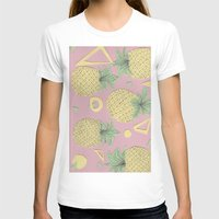 pineapples T-shirts featuring Pineapples by homotrippin