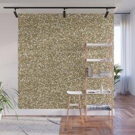 Glitter - Gold 1. Wall Mural