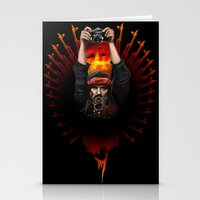 apocalypse now Stationery Cards featuring Apocalypse now by LukArt