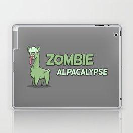 Zombie Alpacalypse Laptop & iPad Skin