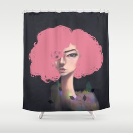Lavish De Aura Shower Curtain