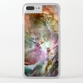 Hubble Space Photo Clear iPhone Case