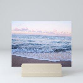 Ocean Morning Mini Art Print