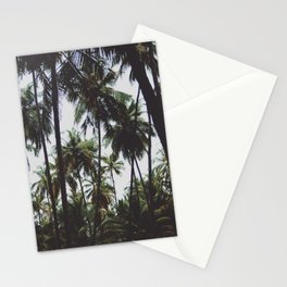 FOREST - PALM - TREES - NATURE - LANDSCAPE - PHOTOGRAPHY Stationery Cards
