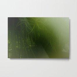 Jaded Jungle Metal Print