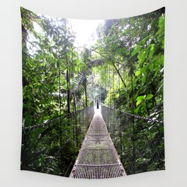 No Turning Back Wall Tapestry