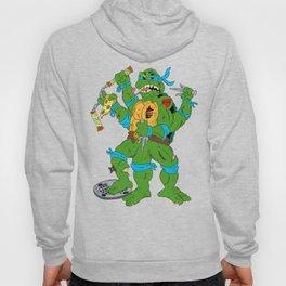 Super Mutant Ninja Turtle Hoody