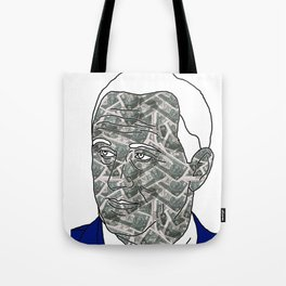 ORDINARY KIWI BLOKE PART I: JK $ NZ Tote Bag