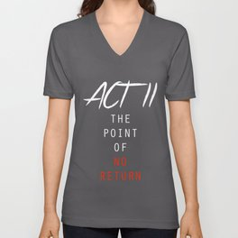 ACT II Unisex V-Neck