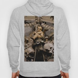in the midst of life we are in death et cetera Hoody