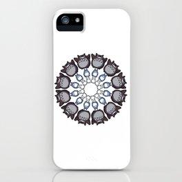 Anime Mandala iPhone Case
