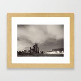 Bethlehem Steel Framed Art Print